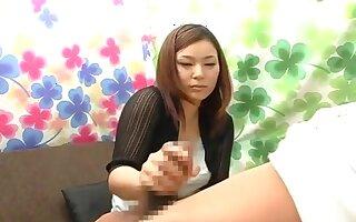 Amateur act ashamed handjob naive girl 2043