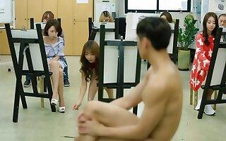 Ji Eun Seo, Kim Hwa Yeon, Park Cho Hyun Korean Unladylike Ero Actress Movie Renown Resort Vacation Sex Concerning Condo With Amateur Porn Boxer Korean Male Yang Ah Chi Concerning 2015 - Chi Chi - Chi chi