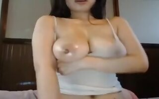 Hot Legal Age Teenager with large Pointer GFs Masturbation