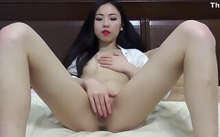 horny Chinese girl needs guy to fuck her