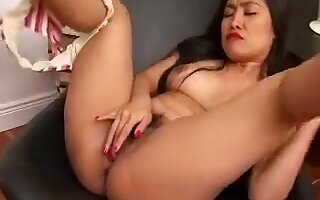 Horny Amateur movie with Orgasm, Asian scenes