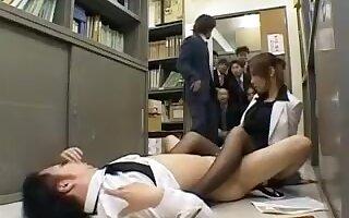 Amazing homemade Foot Fetish sex scene